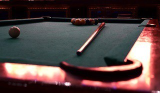 proper pool table room sizes chart in Sacramento content image1
