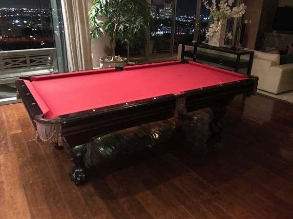 Pool Tables For Sale In California Sacramento Pool Table Movers - Brunswick brighton pool table