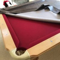 Beautiful Connelly 8 x 4 Pool Table