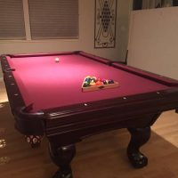 Excellent Deal!!! Brunswick Pool Table
