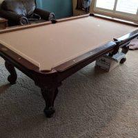 Olhausen 9' Regulation Pool Table