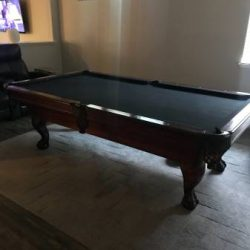 AMF Pool Table