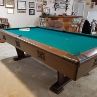 Slate Pool Table in Great Condition