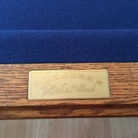 Olhausen Pool Table For Sale