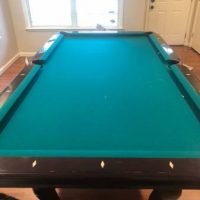 3 Piece Slate Pool Table
