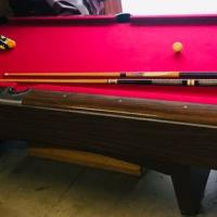 Gandy Pool Table