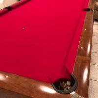 Brunswick Hawthorne Pool Table