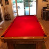 Olhausen Pool Table Montclar Model