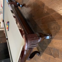 8ft Dark Cherry Pool Table (very clean)